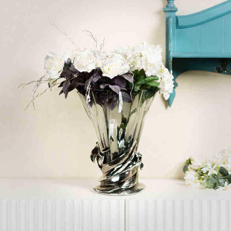 simple decoración para hotel salón o mesa de comedor jarrón de ...