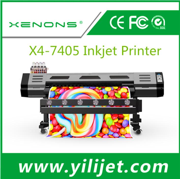 temporary printer machine