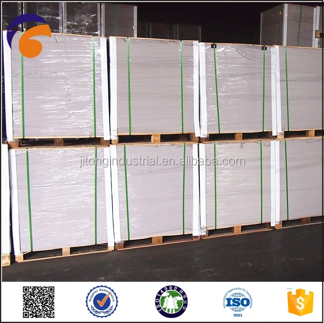 paper-Fuyang- Paper Mill Directly Sales Clay Coated Duplex Board Grey Back made in china