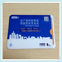 Nice Printing PVC Plastic Card Holder Gift