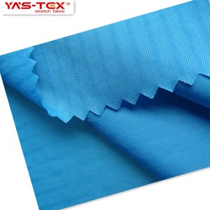 China Textiles Breathable Spandex Nylon Embossed Outdoor Fabric For Dress