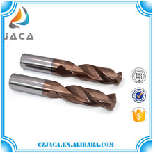metal cutting tool-tugsten carbide HRC 45 square 4 flutes end mills