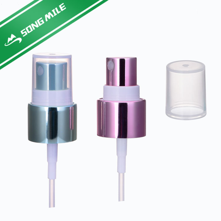 Wholesale good use ribbed plastic pump manual mist sprayer