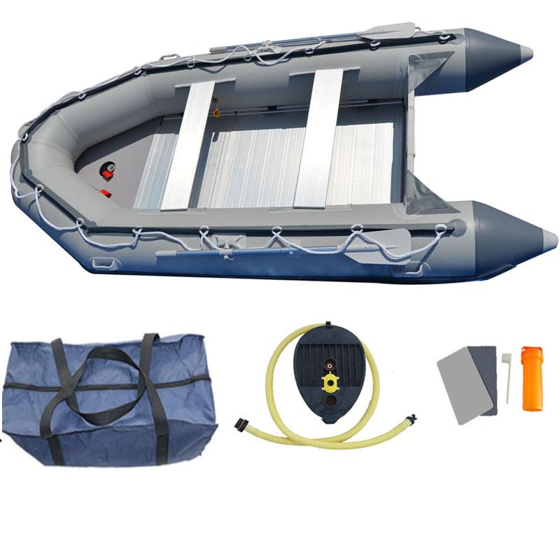 Надувные лодки: как выбрать модель, и на что обратить внимание?