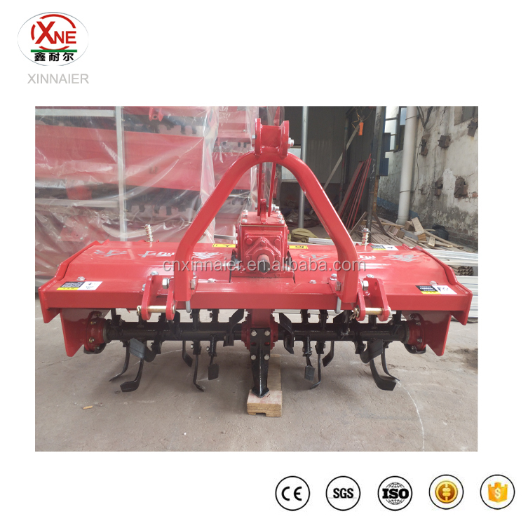 Mini Tractor 3-point rotavator for sale