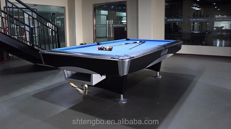 International Tournament Standard Cheap Billiard 9ft 8ft