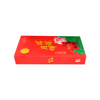 Custom Design Gold Plastic Gift Packaging Box Mooncake Origami Packaging Paper Gift Box Chocolate Gift Boxes