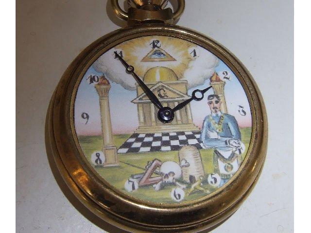 Antique Masonic Pocket Watch | Best 2000+ Antique decor ideas