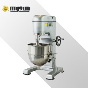 Industrial bread making machines,planetary mixer