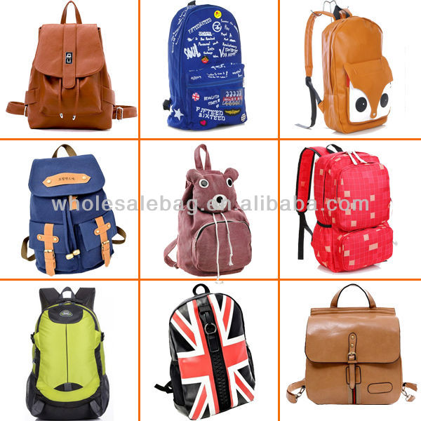 6e7776202042 2014 Cartoon Children Backpack Bag New Design Mickey Mouse Kids School Bag