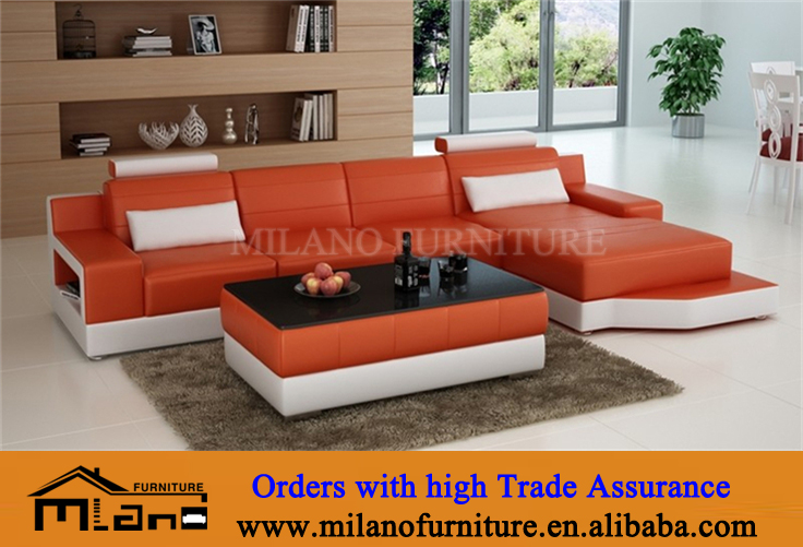 Modern Yellow Leather Sofas, Modern Yellow Leather Sofas Suppliers And  Manufacturers At Alibaba.com