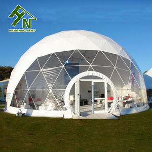 Largest Luxury 30 Person Camping Tent with Waterproof PVC