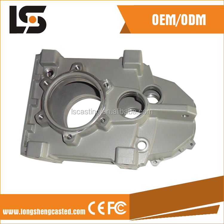 Custom Made Precision Aluminum Gravity Die Casting Industrial Machinery Parts