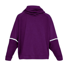 Wholesale Customized Sports Cotton Pullover Sweatshirt With Hood For Women