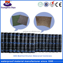 Low Cost High Quality Factory Price Polyester Mat Used For App/Sbs Waterproof Membranes