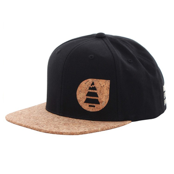 Flat Bill Alibaba China Custom Embroidery Cork Snapback Hat - Buy ... 0b84590d785