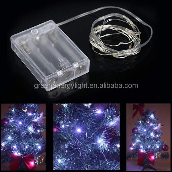 Fairy Light Decorative Christmas Light Shorten Led Christmas ...