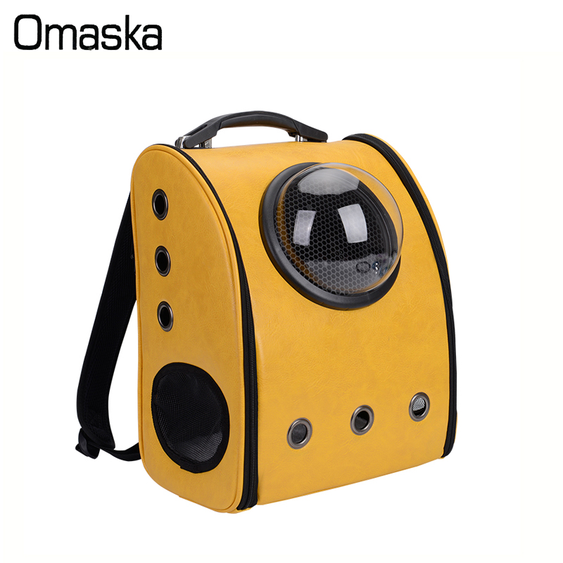 Travel small cat carrier pet backpack for dog pet carry backpack