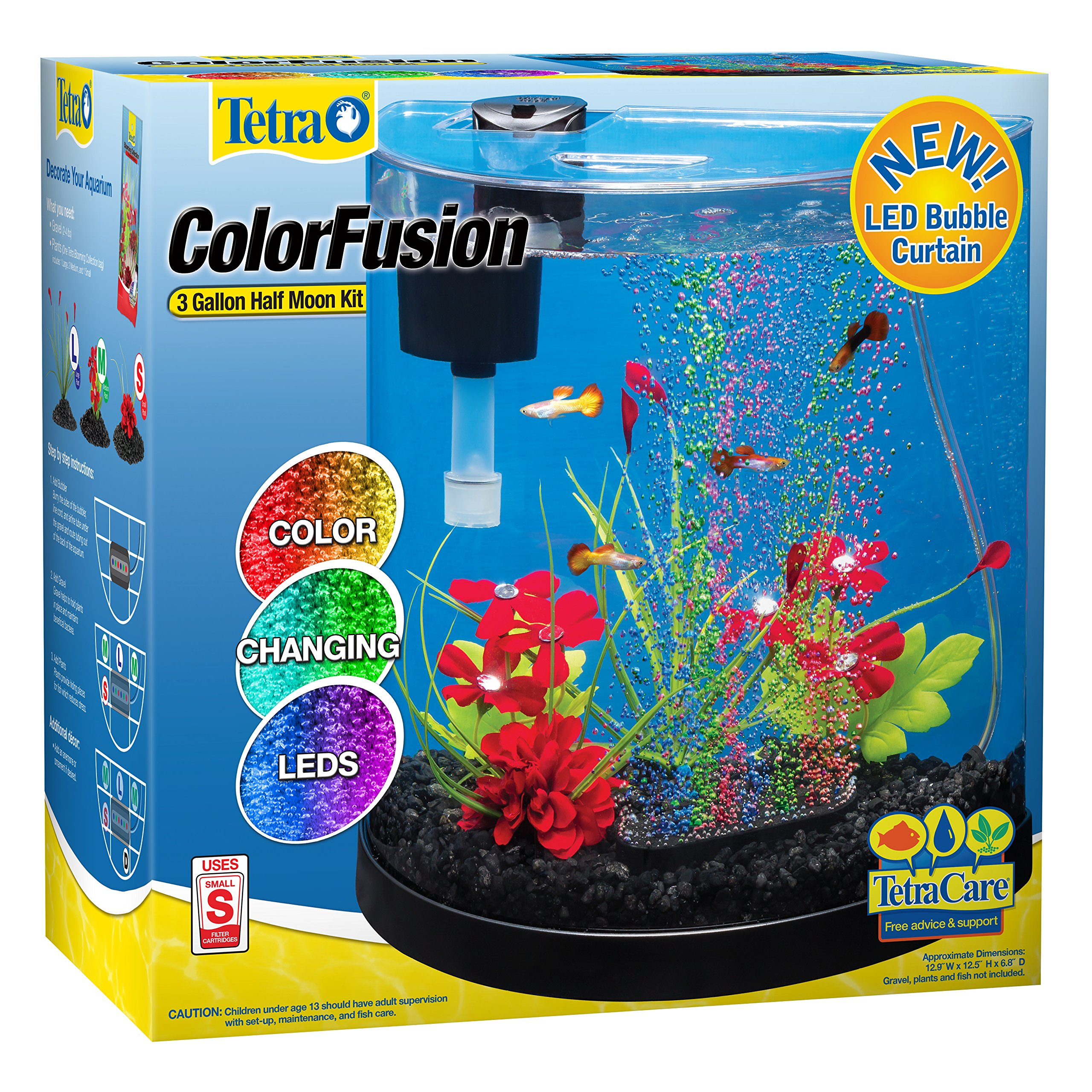 Buy Tetra Colorfusion 10 Bubbling Led Kit In Cheap Price