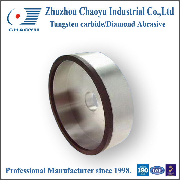 Resin bond/Metal bond grinding wheel for machine For carbon steel machining