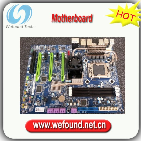 100% tested For DELL Alienware Area 51 MS-7543 X58 Desktop Motherboard J560M