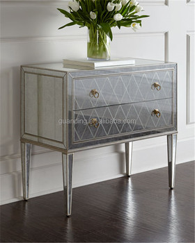 Home Lobby Furniture Luxury Tall Wall Corner Table Console