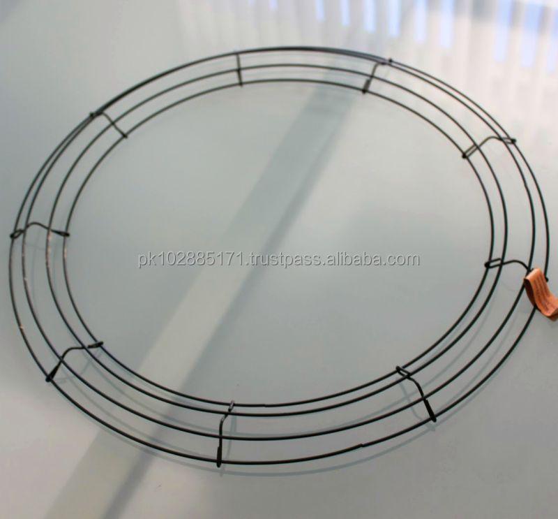 Finden Sie Hohe Qualität Draht Kranz Rahmen Hersteller und Draht ...