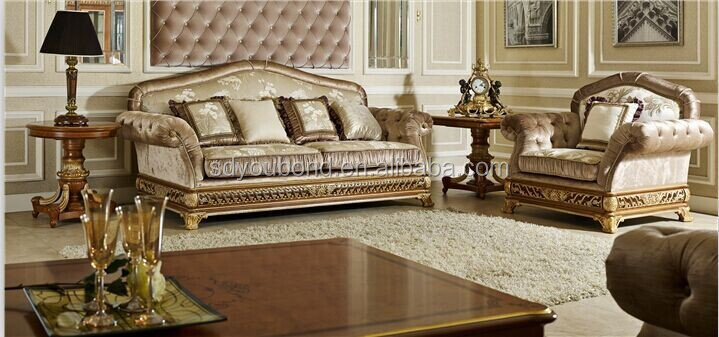 0062 Italian luxury living room furniture, new model wooden classic sofa  sets, View classic sofa, Senbetter Product Details from Foshan Youbond ...