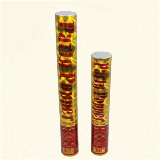 Golden Hot sell Party Popper For Any Party