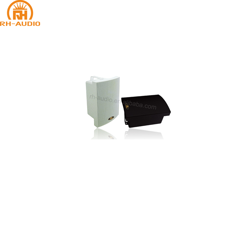 RH-AUDIO 2 Way Fashion Dinding Mount Speaker dengan 40 W Indoor Outdoor Speaker