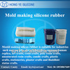 Two parts RTV tire molding silicone rubber
