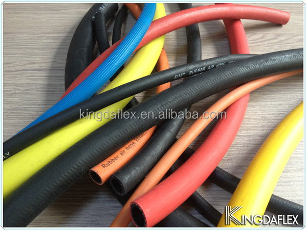high pressure agricultural water hose rubber gas hose pipe