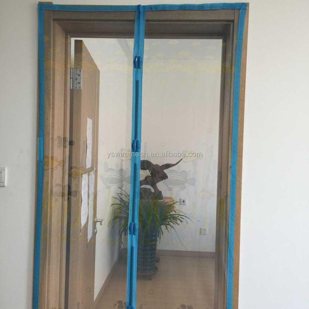 Kapı Kapanmasını Önlemek İçin Örgü Fikri