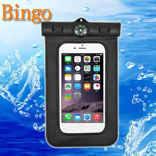 4761e078364 Bingo IPX8 Funda Bolsa Impermeable Universal 6 pulgadas de Celular de  fabricante ajuste para todos smartphones