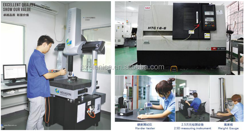 China high precision Custom laser cutting service sheet metal craft