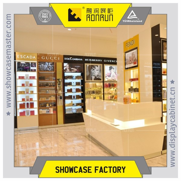 High Cabinet For Cosmetics Shop Names And Center Display ...