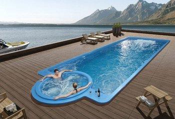 Swim Spa For Sale >> Hot Sale 12m Luxury Balboa Big Swim Spa Ws P12 Yh P12 Buy