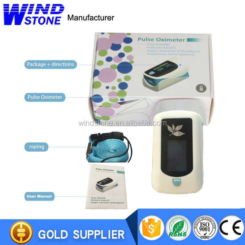 New Hottest OLED Fingertip Pulse Oximeter Digital Medical Machine Good Pulse Oximeter SPO2 Oximeter For Healthcare