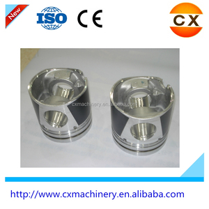 OEM custom stainless steel diesel piston water pump