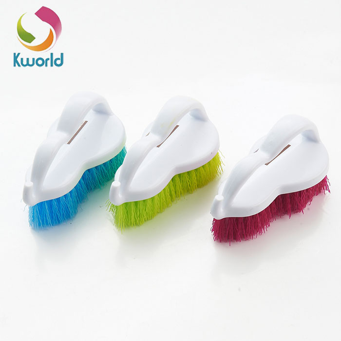 Ovma fırçaları oval plastik ayakkabı temizleme fırçası