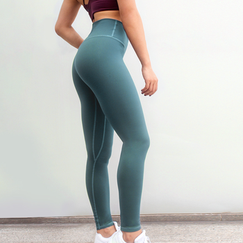 wholesale custom women high waisted workout leggings butt lift yoga pants