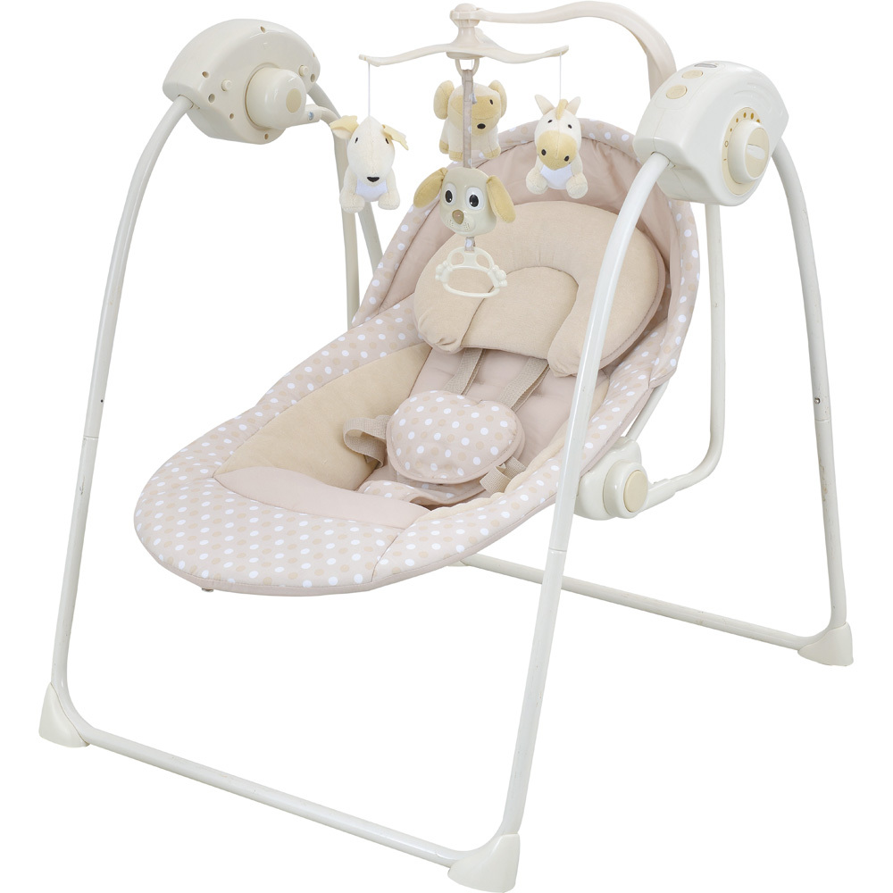 Plastic Frame Toys Baby Swing With Bigger Seat - Buy Plastic Frame ...