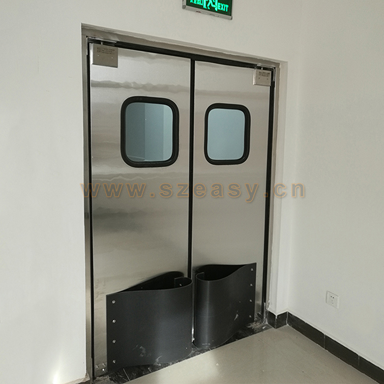 Custom Commercial Restaurant Kitchen Doors Double Action Traffic Counter  Doors - Buy Commercial Restaurant Kitchen Doors,Door Traffic Counter,Double  ...