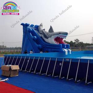 Factory direct sale intex pool inflatable above ground swimming pool for kids and adults
