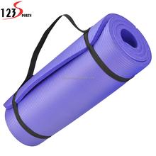 8ed32ca59 Baixo MOQ Atacado Produtos de Fitness 15mm de Espessura NBR Tapete de Yoga  Para crianças com