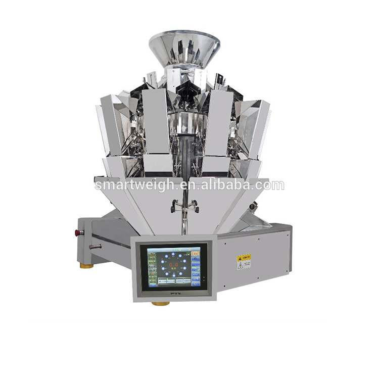 Smart Weigh dry vertical form fill seal machine manufacturers for food packing-8