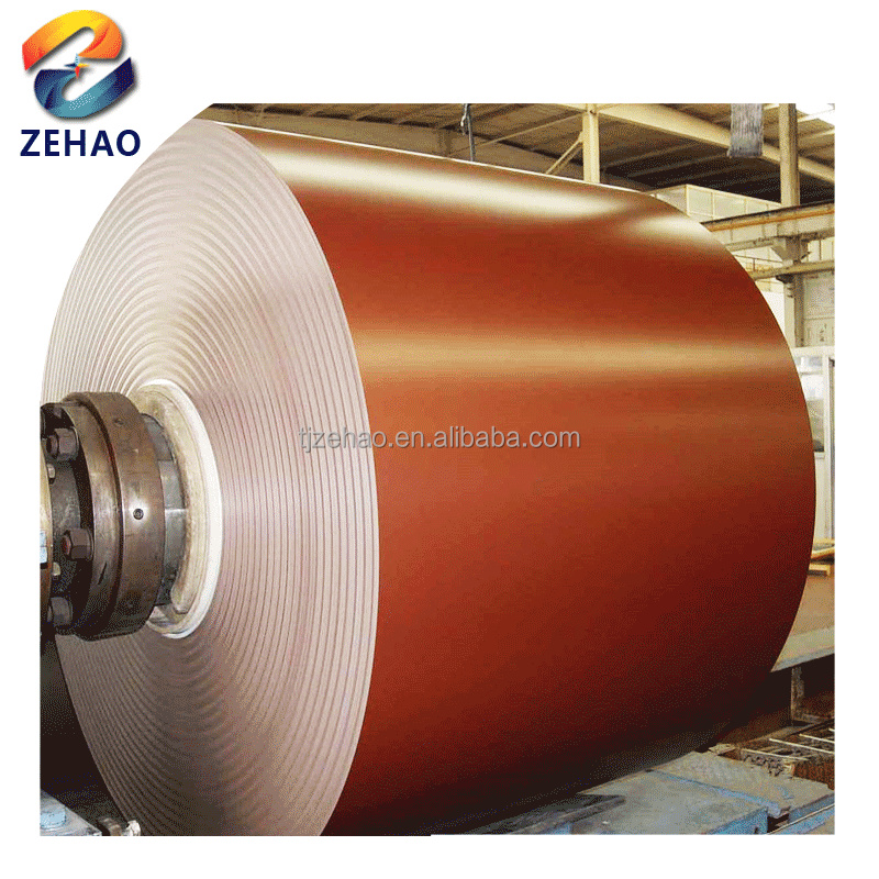 PREPAINTED GALVANIZED STEEL COIL / COLOR COATED STEEL COIL/ PPGI MADE IN CHINA FOR ROOF