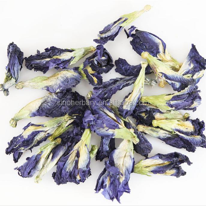 DRIED BUTTERFLY PEA/DRIED BLUE PEA/FLOWER TEA - 4uTea | 4uTea.com