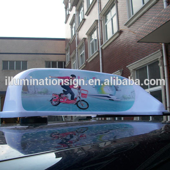 Led Taxi For Hire Sign Top Advertising For Sale - Buy Taxi Cab Signs For  Sale,Taxi For Hire Sign,Led Taxi Top Advertising Product on Alibaba com