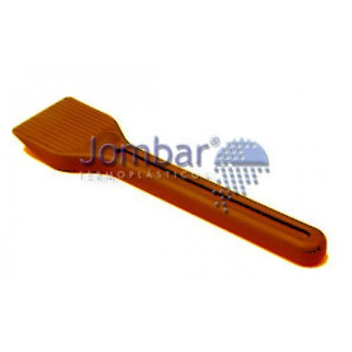 GLAZING SHOVEL - Installation tool for glazing packers - RED